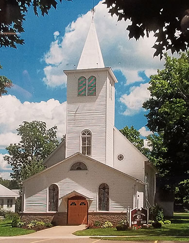 McBain First Presbyterian Church