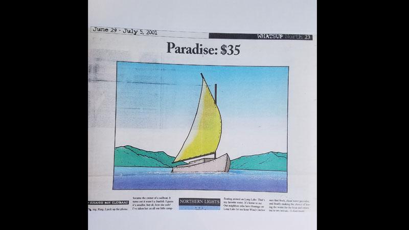 Paradise: $35 - Hopelessly Hopeful Blog