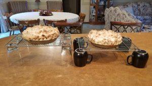 Butterscotch Pie - Hopelessly Hopeful Blog