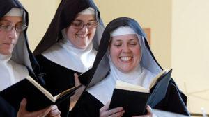 Mentoring a Nun