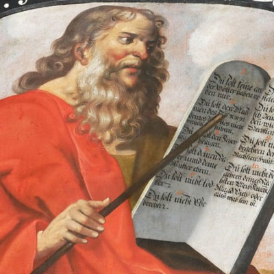 Moses: The Law-Giver