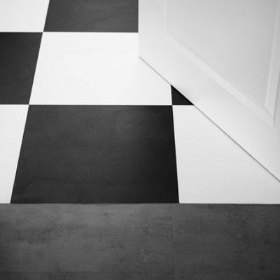 Kitchen Floor Lesson