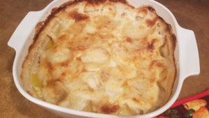 Hopelessly Hopeful Recipes - Scalloped Potatoes