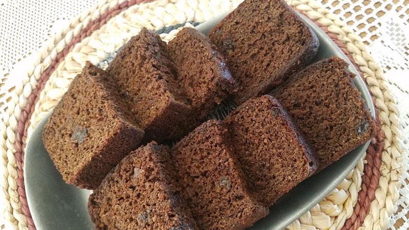 Boston Brown Bread
